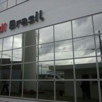 Photo taken at Audi Brasil by Wesley F. on 7/17/2012