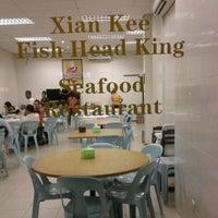 Photo taken at Xian Kee Fish Head King by Mr.N4m1N on 9/3/2012
