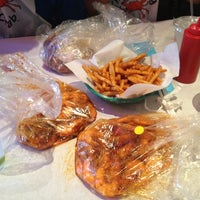 Photo taken at The Boiling Crab by Sola S. on 8/5/2012