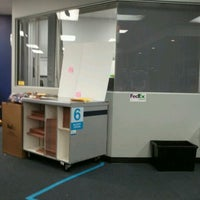 Photo taken at FedEx Office Print & Ship Center by Ash on 4/11/2012