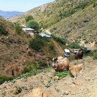 Photo taken at Hubyar Degirmeni by Mehmet S. on 7/24/2012