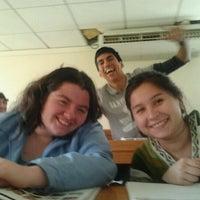 Photo taken at Programa de Idiomas Utalca by Camila D. on 9/11/2012