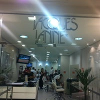 Photo taken at Jacques Janine by Cairo P. on 3/3/2012
