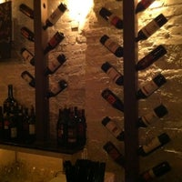 Photo taken at La Cava Wine Bar by Stephanie A. on 2/23/2012