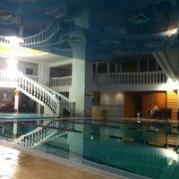 Снимок сделан в Geneva Royal Hotels & SPA Resorts пользователем Darina S. 4/21/2012