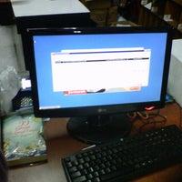 Photo taken at Rumah Buku by Gambrenk G. on 7/8/2012