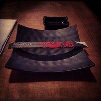 Photo taken at Hakone Japanese N' Fusion by Robson C. on 7/4/2012
