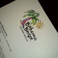 Photo taken at Bahama Breeze by Ashlei D. on 4/21/2012