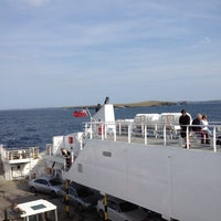 Photo taken at Pentland Firth by Gemma on 9/9/2012