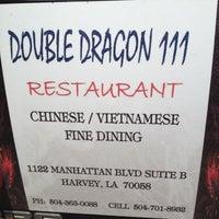 Photo taken at Double Dragon III by Thalia E. on 5/5/2012