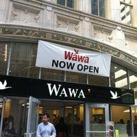 Photo taken at Wawa by Ronald J. on 6/27/2012