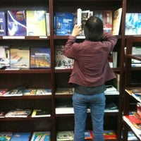 Photo taken at Fahasa Nguyễn Huệ Bookstore by Klbc T. on 2/25/2012