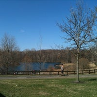 Photo taken at Hawk Island County Park by Pablo C. on 3/17/2012