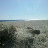 Photo taken at Craigville Beach by AskJean on 3/20/2012