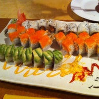 Photo taken at Bonsai Sushi II by Brittany L. on 6/10/2012