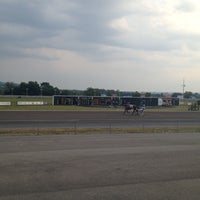 Photo taken at Vernon Downs Harness Track by Braheem K. on 7/13/2012