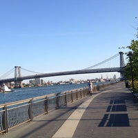 Photo taken at East River Park by Citlalic J. on 7/9/2012