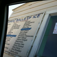 Photo taken at Great Balls Of Ice by Kerri B. on 4/21/2012