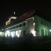 Photo taken at Gedung Sate by Tulus on 4/28/2012