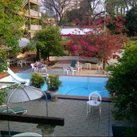 Photo taken at Hotel Florestal by Emilio L. on 9/8/2012