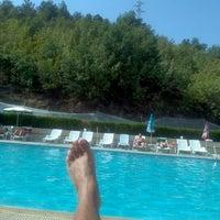 Photo taken at Hotel Panorama by Nikolay N. on 8/8/2012
