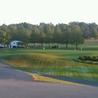 Photo taken at Covered Bridge Golf Course by Nikki S. on 8/28/2012
