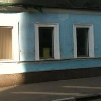 Photo taken at 1-й Люсиновский by Roman I. on 6/24/2012