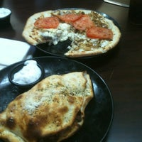 Photo taken at Layla's Gyros and Pizzeria by Ken on 8/24/2012