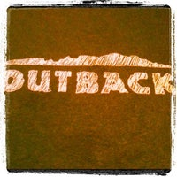 Photo taken at Outback Steakhouse by J.R. A. on 6/4/2012