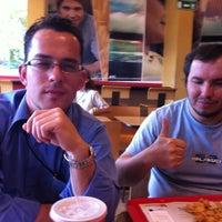 Photo taken at KFC by José Ignacio F. on 3/5/2012