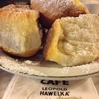 Photo taken at Café Hawelka by Dimitris S. on 8/1/2012