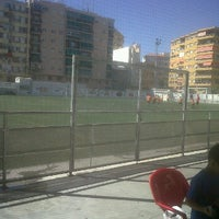 Photo taken at Olimpica Victoriana Club de Futbol by Cisco M. on 6/12/2012