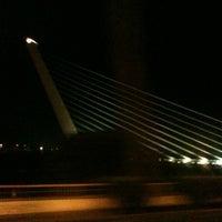 Foto tomada en Puente del Alamillo por Daniel F. el 3/30/2012