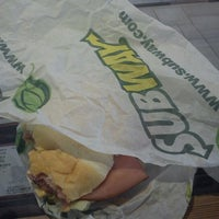 Photo taken at Subway by Guadalupe L. on 5/21/2012