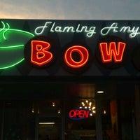 Photo taken at Flaming Amy's Bowl by Karen S. on 6/6/2012