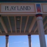 Photo taken at Rye Playland by Lyah E. on 7/8/2012