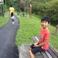 Photo taken at Bukit Panjang Park by Serene H. on 5/19/2012