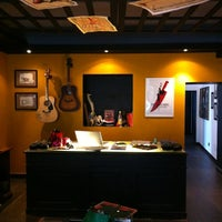 Photo taken at The Butchers Electric Tattooing by PulpEtta S. on 4/17/2012