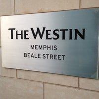 Photo taken at The Westin Memphis Beale Street by Mike K. on 5/5/2012