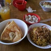 Photo taken at Mie Rica Kejaksaan by Harboeth on 7/14/2012