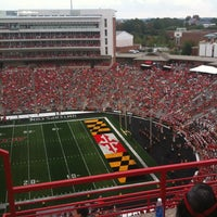 Photo taken at Capital One Field at Maryland Stadium by Paul R. on 9/1/2012
