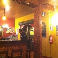 Photo taken at PiscoBar Restobar by Carlos O. on 7/27/2012