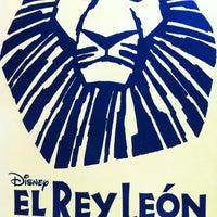 Photo taken at Teatro Lope de Vega by Carlos Elipe (Chilipe) I. on 9/1/2012