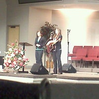 Photo taken at Knoxville Christian Center by Leslie R. on 5/6/2012