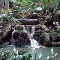 Photo taken at Disney's Polynesian Village Resort by CJ H. on 6/5/2012