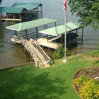 Photo taken at Lake Greenwood by Dave B. on 7/4/2012