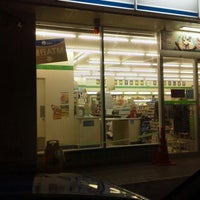 Photo taken at FamilyMart by zx1100e1_35 on 9/4/2012