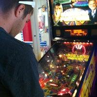 Photo taken at Buffaloe Lanes Erwin Bowling Center by Riki I. on 6/30/2012