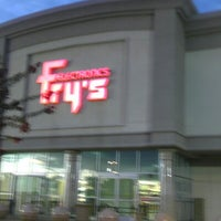 Photo taken at Fry's Electronics by Joshua W. on 9/9/2012