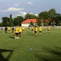 Photo taken at Gyopár Sportclub by Sozo on 7/22/2012